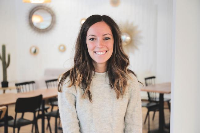 Rencontrez Camille, Rédactrice en Chef