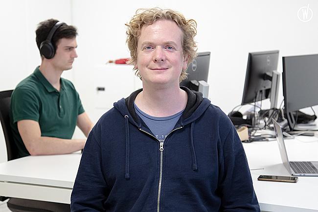 Rencontrez Benoît, Co-fondateur - PLEDG