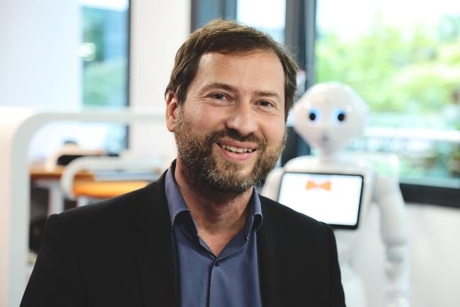 Rencontrez Stéphane, Directeur Experience Design