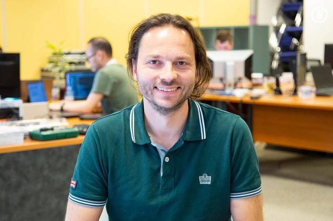 Meet Ronan, Project director - Probayes