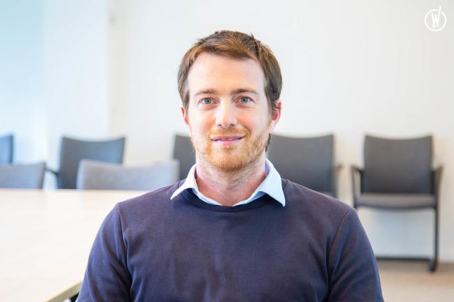 Meet Alexandre, Data Scientist - Probayes