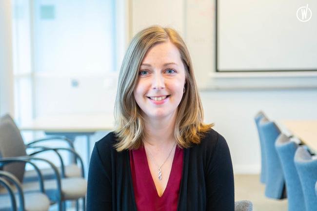 Meet Nathalie, Operational Research engineer  - Probayes