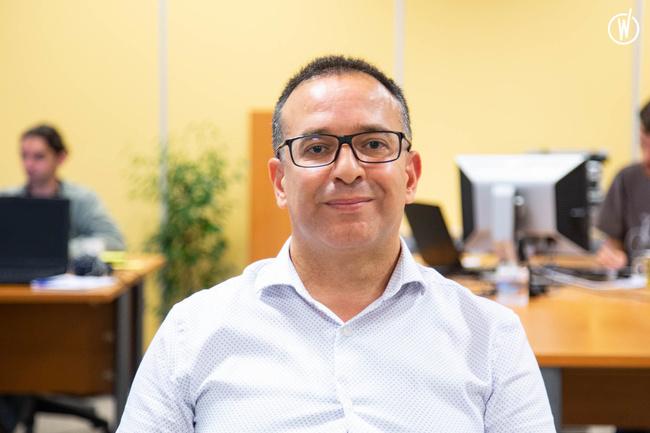 Meet Kamel, CEO - Probayes