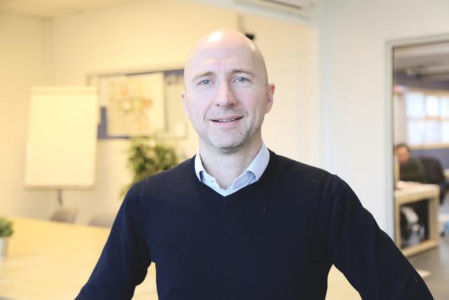 Rencontrez François, CTO - CAMPINGS.COM