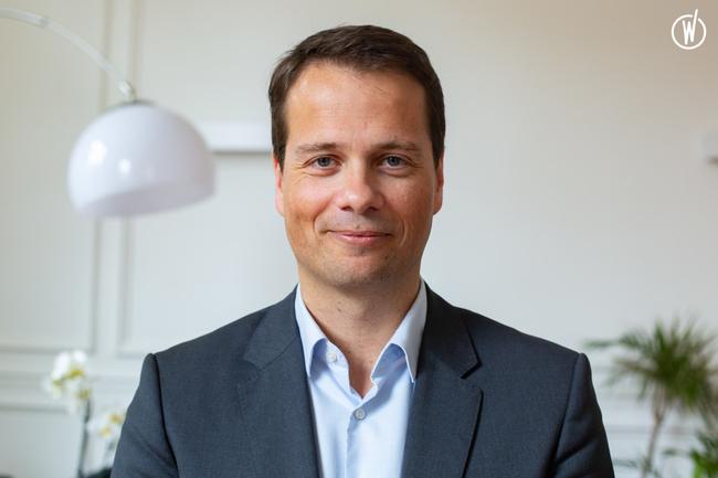 Rencontrez Laurent, Directeur Epsa OP - EPSA Operations & Procurement