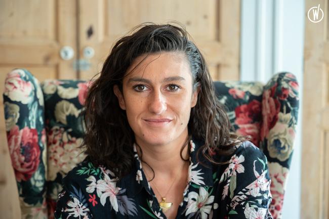 Rencontrez Laurie, Conseillère Immobilier - Café de l'immo