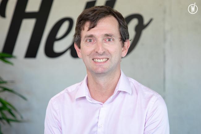 Meet Guillaume, Président et co-fondateur - ARIADNEXT