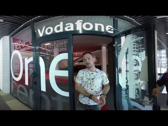 360° Video - Vodafone