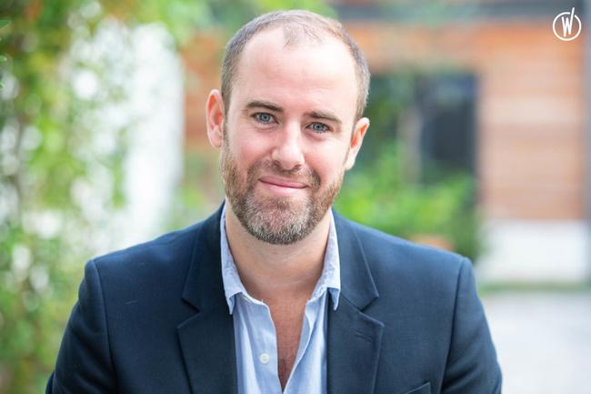 Rencontrez Vincent, CEO - Paris ZigZag