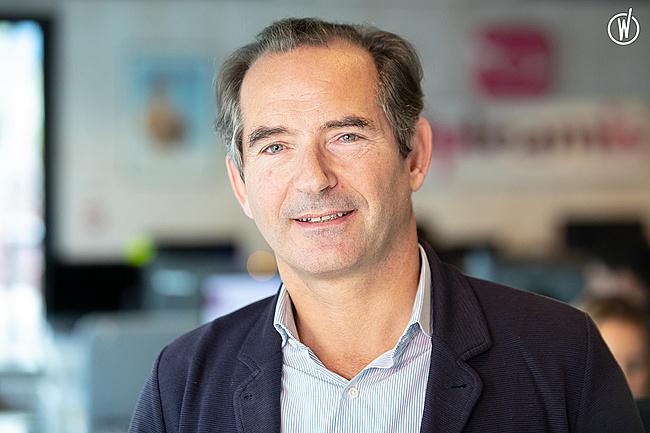 Rencontrez Frédéric, Président - Opteamis