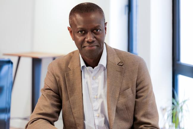 Rencontrez Amadou, Président