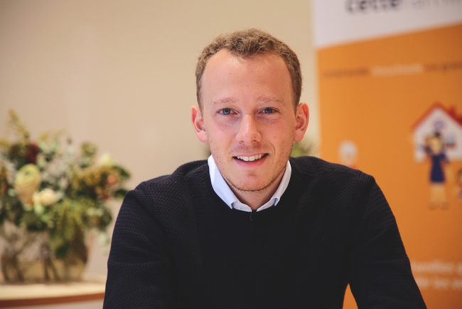 Rencontrez Paul Alexis, Co fondateur