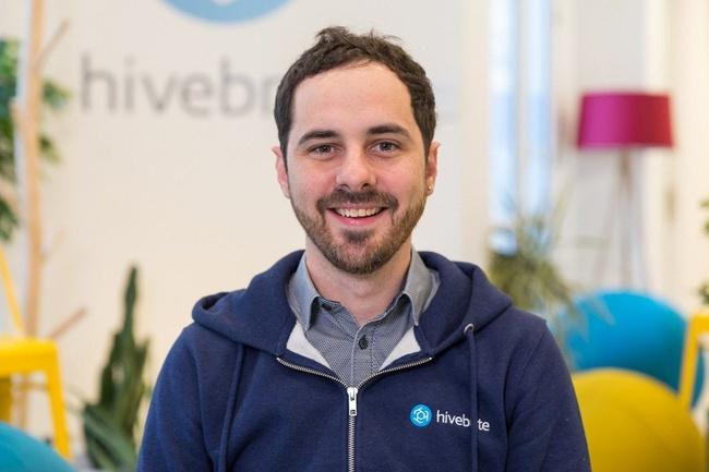 Rencontrez Daniel, Sales - Hivebrite