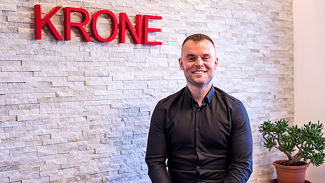 Michal Fecko, Technical Test Analyst - KRONE consulting