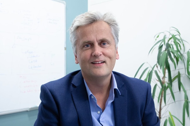 Rencontrez Valéry, CEO et Co fondateur