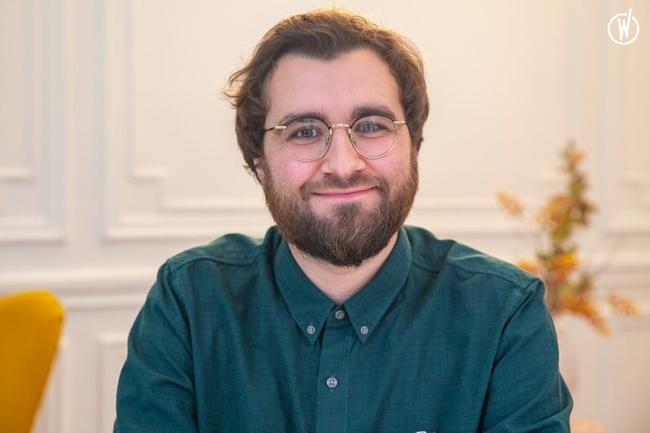Rencontrez Sullivan, Consultant stratégique  - Shortlinks