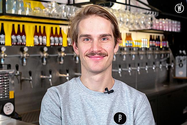 Rencontrez Joshi, Chief Ambassador - Brussels Beer Project