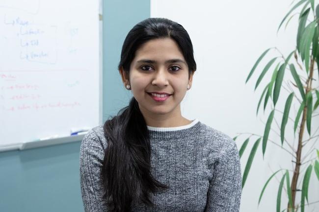 Rencontrez Swetha, Business Developer sourcing