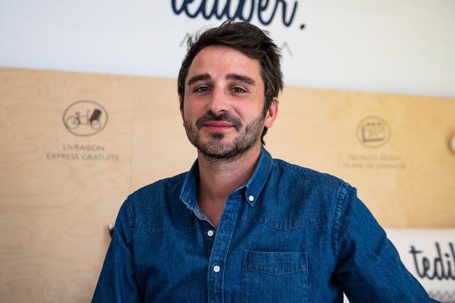 Rencontrez Julien, Fondateur - Tediber