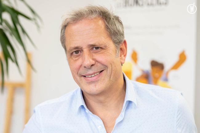 Rencontrez Jean, Directeur Fondateur - WeTechCare