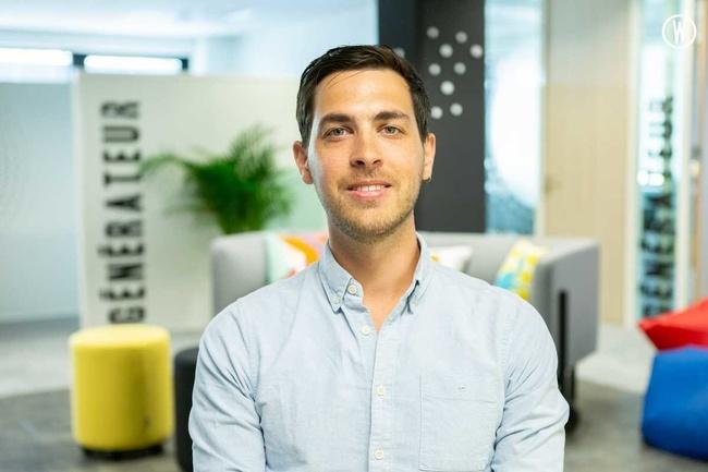 Rencontrez Julien, Co Fondateur - Health For People