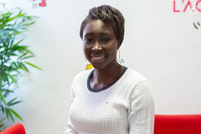 Rencontrez Mariama, Chef de Projet - L'Agence123