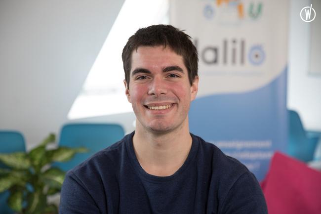 Meet Laurent, Co-fondateur - Lalilo