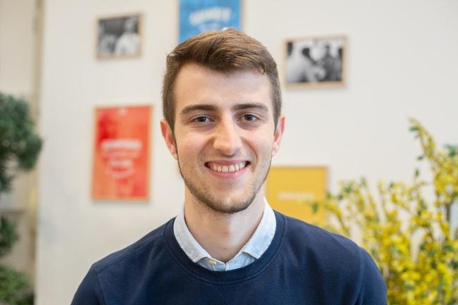 Rencontrez Alexandre, Responsable Développement