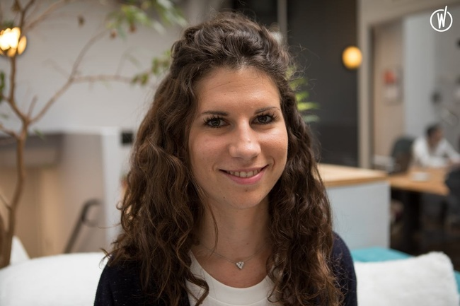 Rencontrez Delphine, Business Developer