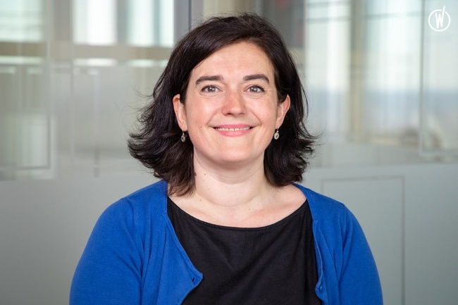 Rencontrez Sabine, Chief People Officer