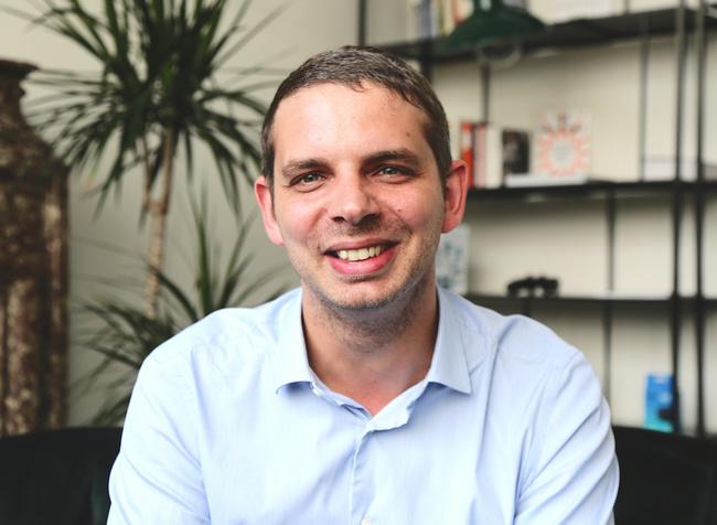 Rencontrez Antonin, CEO