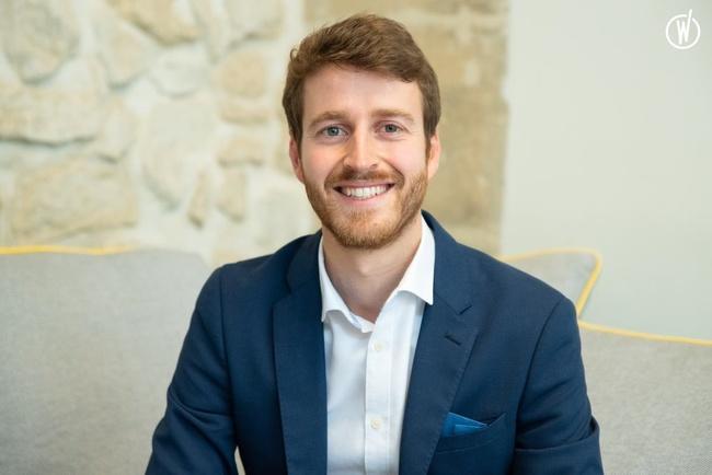 Rencontrez Yannick, CEO et Co fondateur - Unow