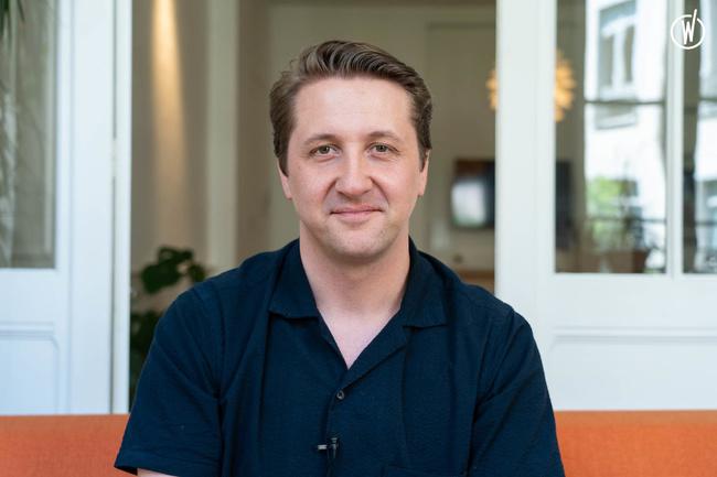 Rencontrez Simon, Founder - Better&Stronger