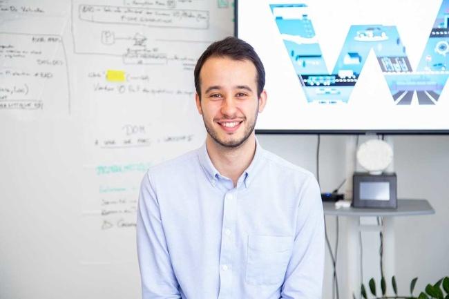 Rencontrez Etienne, Directeur du produit