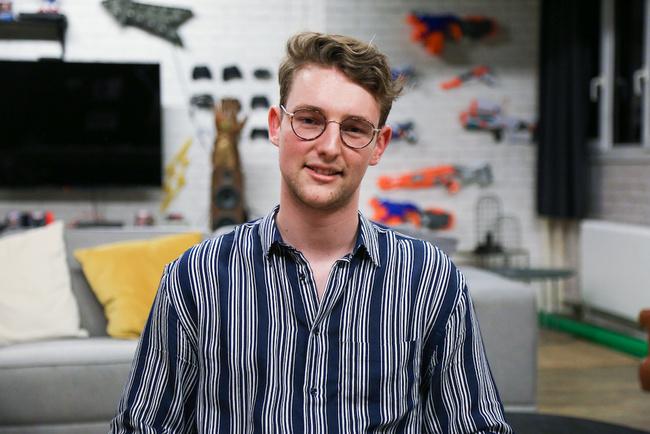 Rencontrez Germain, Rédacteur Stagiaire - Jam