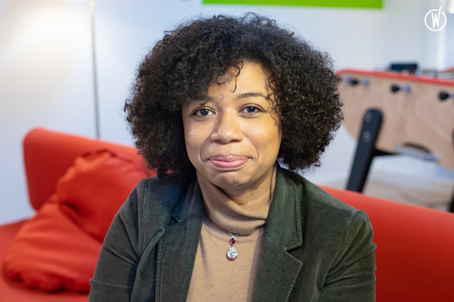 Rencontrez Karine, Directrice régionale Consulting - Engage Esm