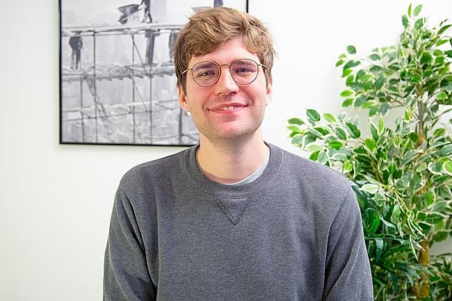 Rencontrez Olivier, Head of Data - DEEPSIGHT