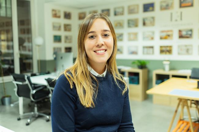 Rencontrez Sophie, Co-fondatrice et Directrice Artistique