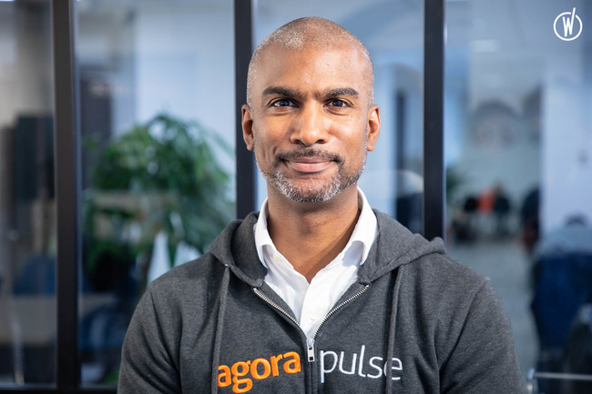 Rencontrez Yoann, Business Development Director Europe - Agorapulse