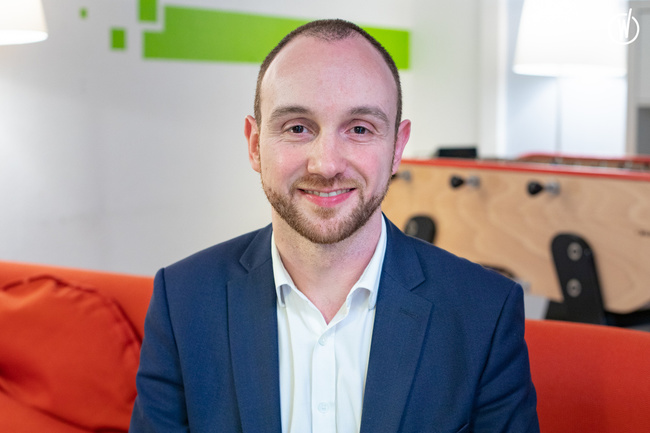 Rencontrez Guillaume, Team Manager - Engage Esm
