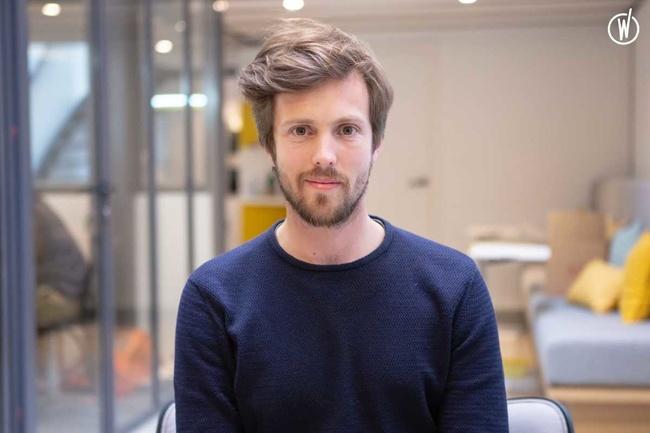 Rencontrez Nathan, cofondateur & CEO - La Fourche
