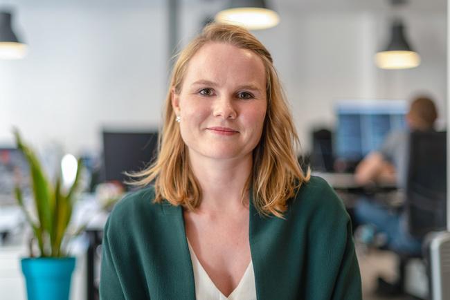 Meet Alison, Head of Talent - Sqreen