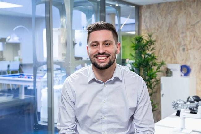 Rencontrez Nolvhen, Manager de Business Unit (Sotec3D Distribution) - Hava3D