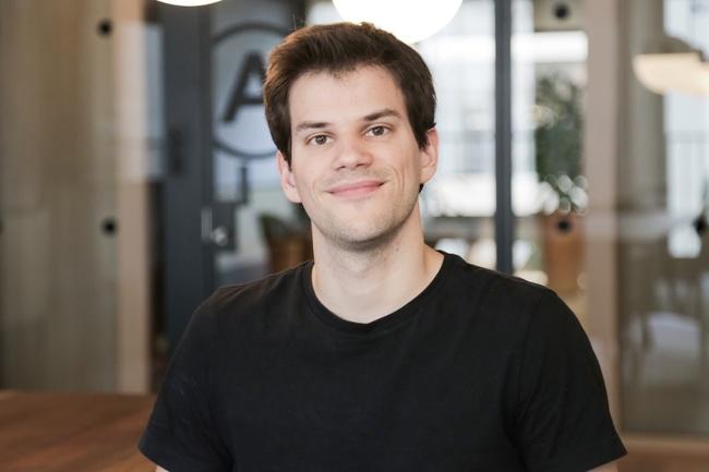 Rencontrez Paul, Chief Architect - CybelAngel