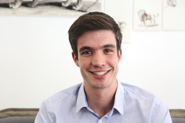 Rencontrez Maxime, CEO