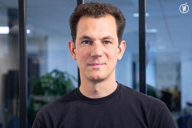 Meet Emeric, CEO