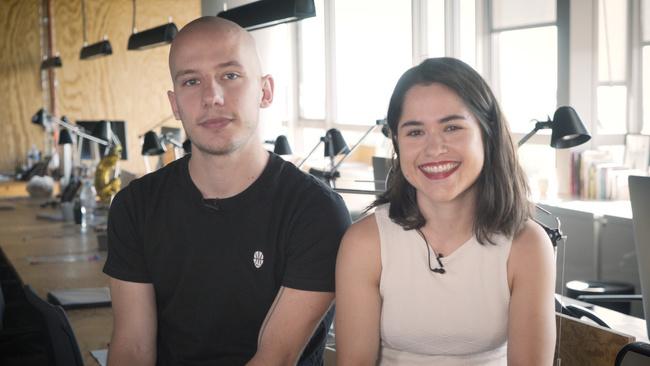 Rencontrez Valentin, Social Media Creative et Sabine, DA Social Media - HAVAS GROUP