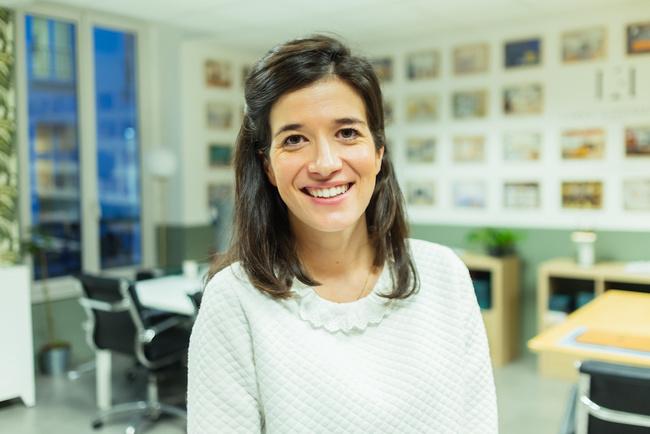 Rencontrez Audrey, Co-fondatrice et Directrice Générale