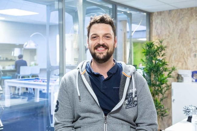 Rencontrez Charly, Formateur & Customer Success (Makershop)