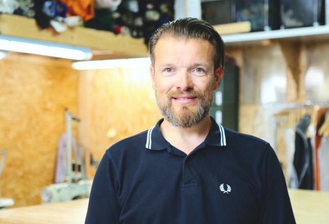 Rencontrez Nicolas, Co-fondateur